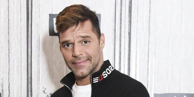 Ricky Martin confiesa que le gustaría que sus hijos fuesen