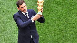El comentario más repetido tras la aparición de Casillas en el Mundial de