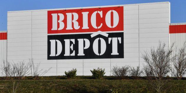 Una tienda de Brico Depôt, en una imagen de