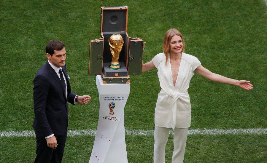 La ceremonia inaugural del Mundial de Rusia, resumida en 13