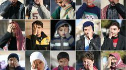 El bebé sirio convertido en símbolo de la resistencia tras perder un