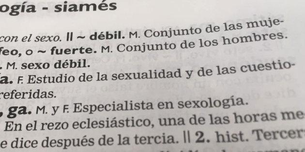 significado de sexo