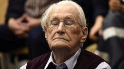 El 'contable de Auschwitz' apela su condena argumentando que viola su derecho a la