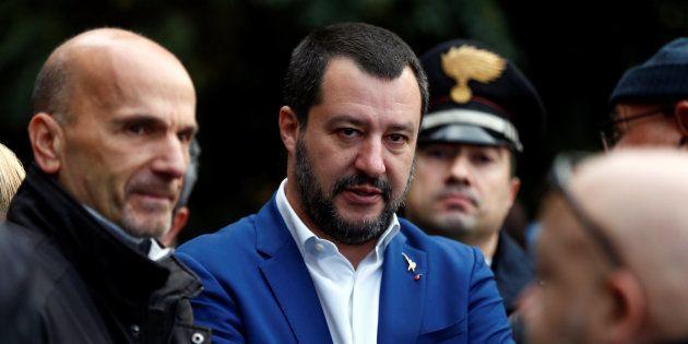 El vicepresidente del Gobierno de Italia Matteo