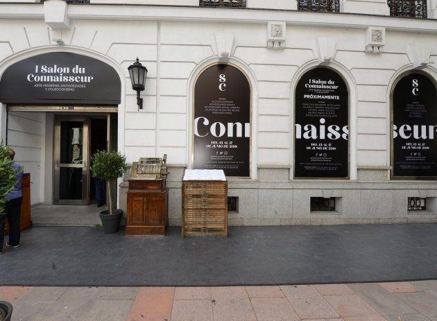 'I Salon du Connaisseur', un encuentro con el arte de todos los