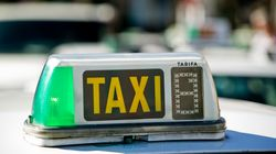 Los taxistas de Bilbao deberán esperar a que las clientas entren al