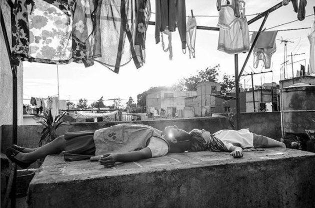 Cuarón encuentra la forma de retratar a la Ciudad de México a través de las vivencias de esta familia....