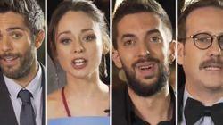 Broncano, Roberto Leal y Elena Rivera piden el voto para las elecciones