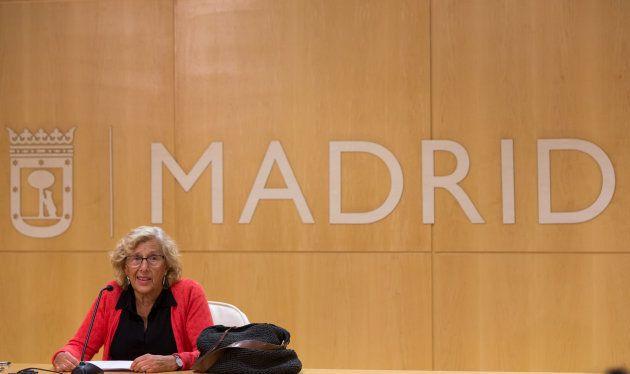 'Más Madrid', la nueva plataforma de Manuela