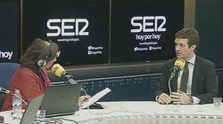 Tensión entre Pepa Bueno y Pablo Casado: