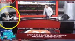 Un periodista deportivo sufre un infarto en
