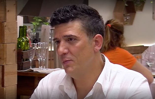 Su cita de 'First Dates', mayor que su padre, pierde la cabeza al ver el