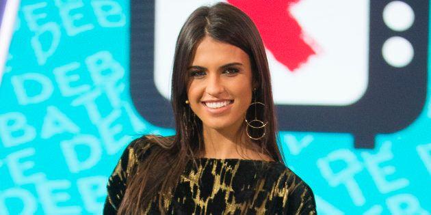 Sofía Suescun, durante el debate del programa 'Gran Hermano Revolution' el 25 de septiembre de