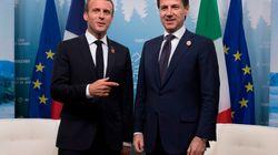 Francia apacigua las tensiones con Italia tras la crisis del