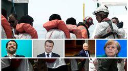 El 'Aquarius', el barco que ha vuelto a poner en jaque a la UE en materia de