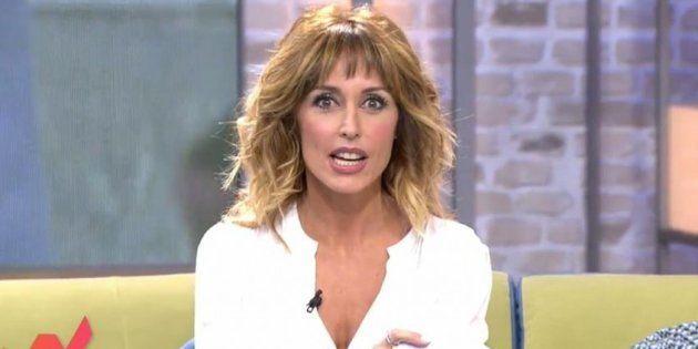 Emma García, ahora presentadora de 'Viva la vida'