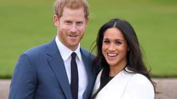 El príncipe Harry y Meghan Markle comparten sus fotos oficiales de