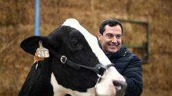 Juanma Moreno se marca un 'Rajoy':