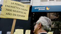 Dos millones de españoles en situación de pobreza energética aún no cobran la ayuda del bono