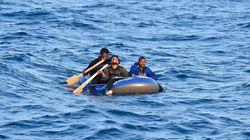 Rescatadas casi un millar de personas de 69 pateras que trataban de cruzar el