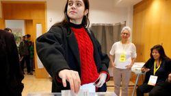 Laura, la chica que ha votado en nombre de