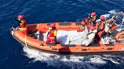 Italia se hace cargo de los 41 inmigrantes del buque estadounidense