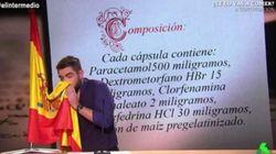 Un juzgado de Madrid cita a declarar a Dani Mateo por sonarse con la bandera de