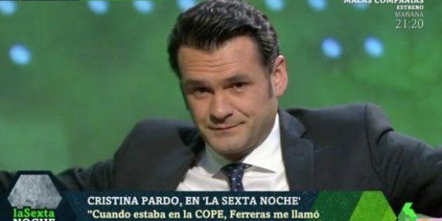 La irónica petición de Iñaki López ('laSexta Noche') tras la imputación de Dani