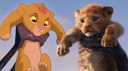 Comparan el nuevo tráiler de 'El rey león' con el clásico de