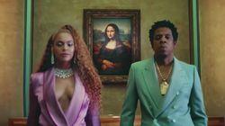 Beyoncé y Jay-Z lanzan por sorpresa 'Apes**t', grabado en El