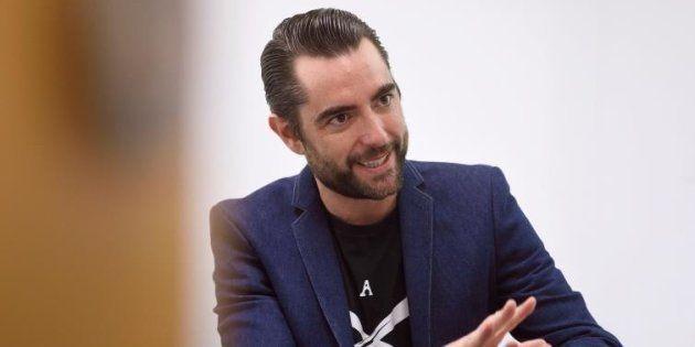 El presentador y humorista Dani Mateo.