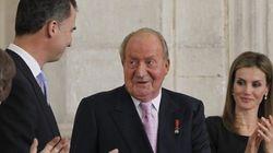 La foto de Juan Carlos I y Sergio Ramos que se viraliza un año después tras el