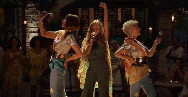 El tráiler de 'Mamma Mia! Una y otra vez' levanta sospechas sobre el futuro de uno de sus