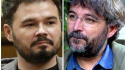 Gabriel Rufián sorprende a muchos con su respuesta a este durísimo artículo de Jordi
