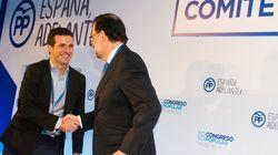 Casado presenta su candidatura para liderar el