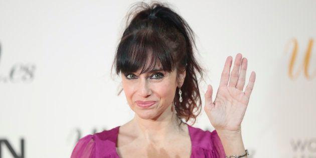 Beatriz Rico en los Premios Woman