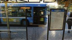 La Policía investiga otro posible caso de líquido abrasivo en un autobús de