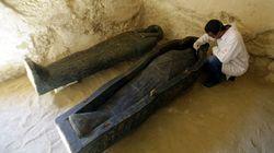 Descubierta una nueva tumba en Luxor, Egipto, de hace 4.000