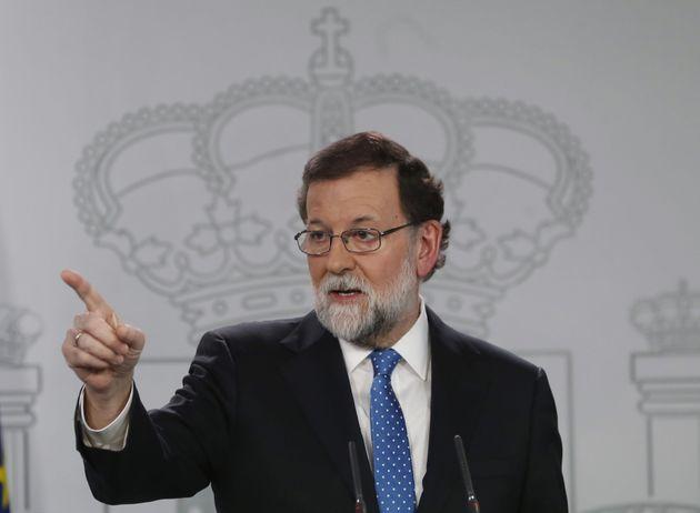 El gordo para Puigdemont, Rajoy sin décimo y los votantes con el