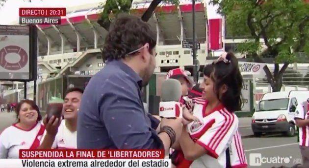 Ángel Sastre, periodista de