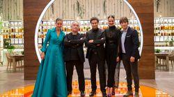 La foto de Jordi Cruz y Vallejo-Nágera que hizo 'spoiler' de quién ganaba 'MasterChef