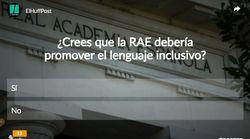 VOTA: ¿Debería la RAE promocionar el lenguaje