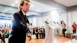 Aznar insta a defender la Constitución de los que quieren