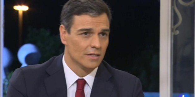 Pedro Sánchez espera que esta semana se llegue a un acuerdo en el Congreso sobre el futuro de