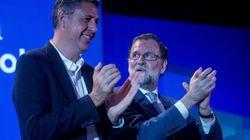 Rajoy rechazó la dimisión de