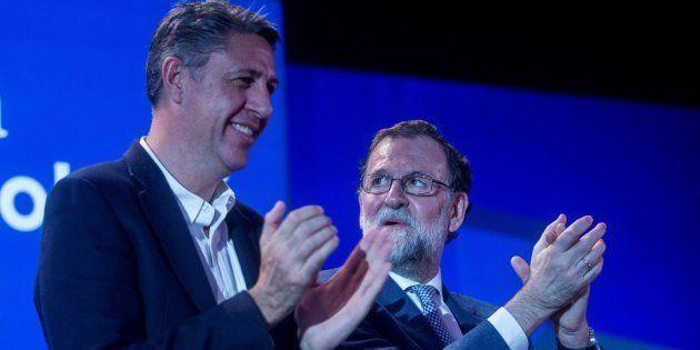 Albiol planteó su dimisión pero Rajoy le pidió