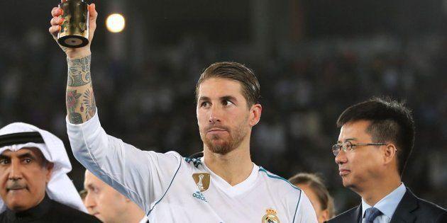 Sergio Ramos sorprende con este cambio de look en 'el
