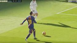 El detalle de esta jugada de Messi del que muchos están