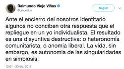 Un diputado de Podemos revoluciona Twitter con un mensaje