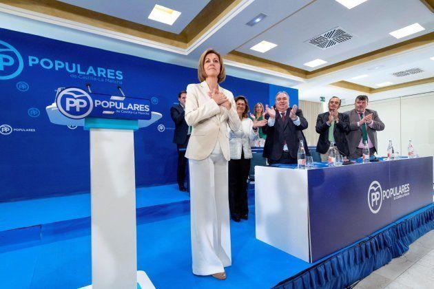 La gran batalla del PP: Cospedal y Santamaría lucharán por el